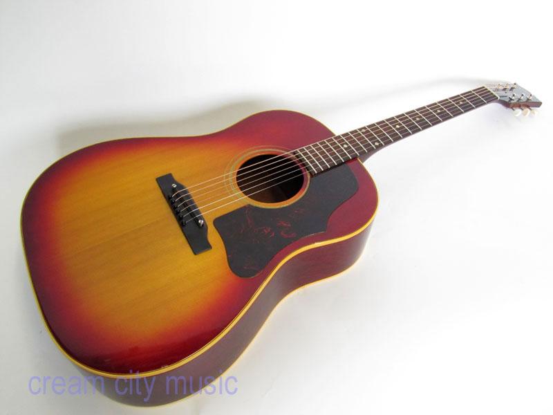 vintage 1963 gibson j 45 j45 j 45 adj acoustic guitar ebay. Black Bedroom Furniture Sets. Home Design Ideas