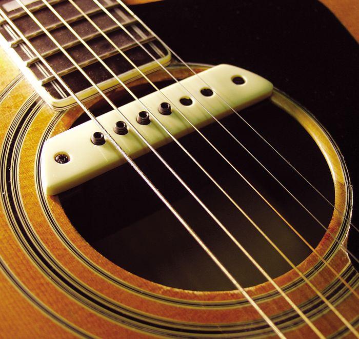 Звукосниматель для акустической гитары как сделать самому
