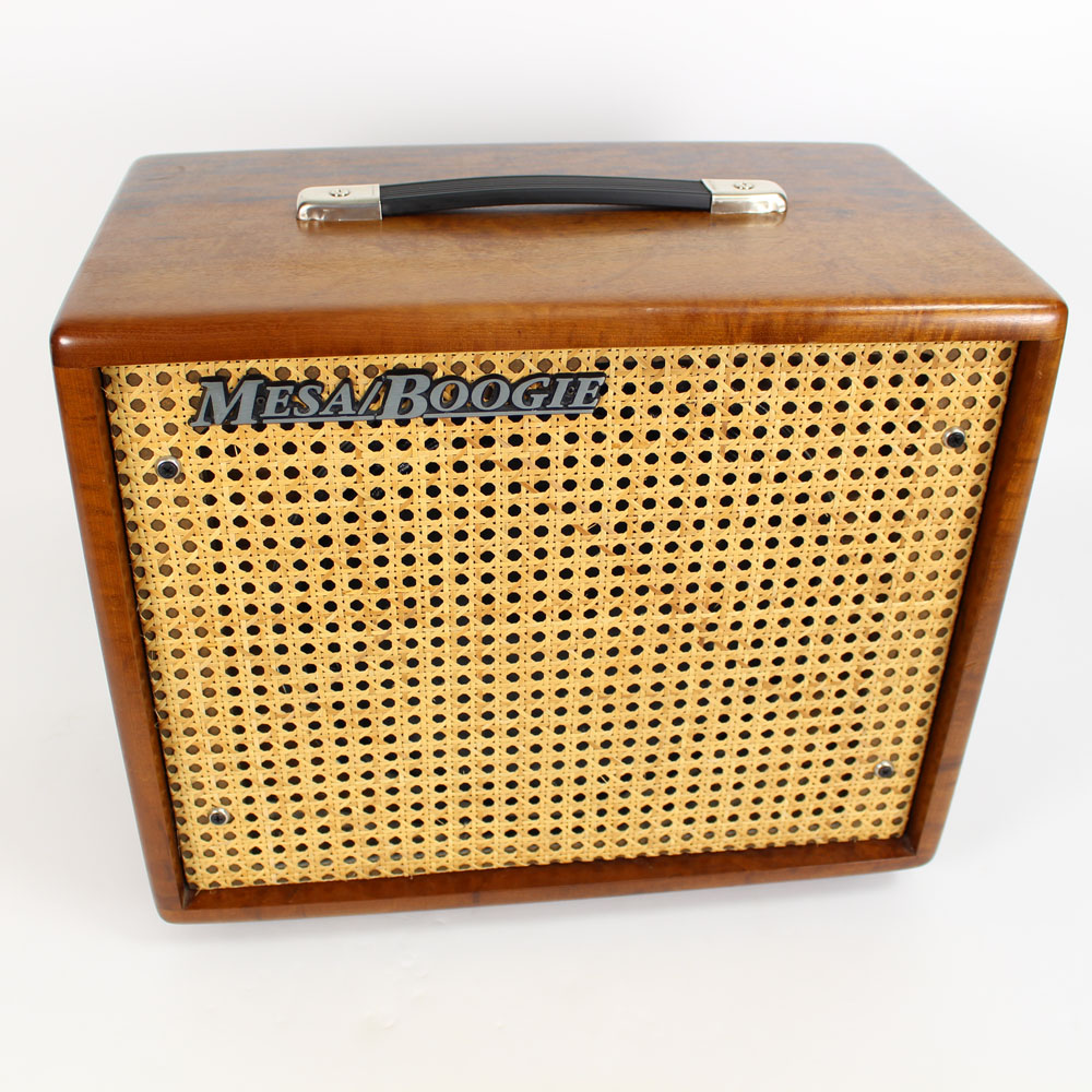 mesa boogie 112ext 90w 1x12 custom imbuya wood speaker cabinet 8 ohms ebay. Black Bedroom Furniture Sets. Home Design Ideas