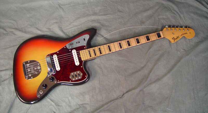 Las mejores guitarras electricas