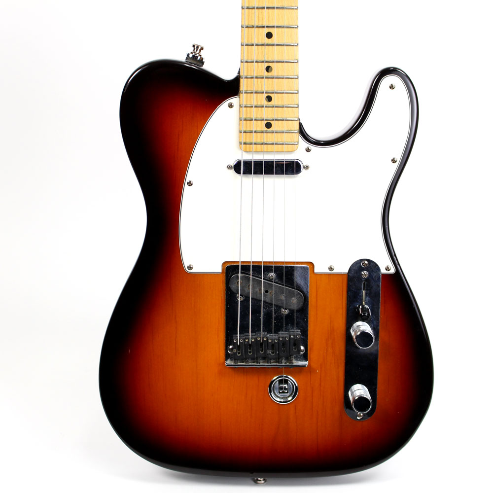 1996 usa made fender american standard b bender telecaster tele electric guitar ebay. Black Bedroom Furniture Sets. Home Design Ideas